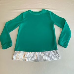 Lands' End Girls sweatshirt
